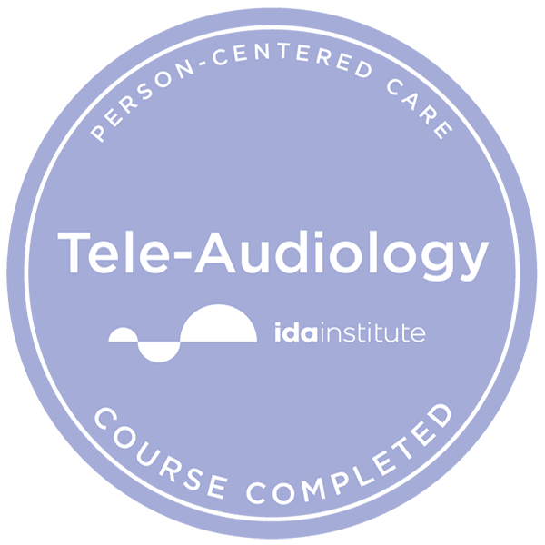 Adjust Hearing Teleaudiology Trained