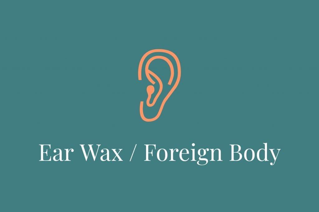 Ear Wax Advice