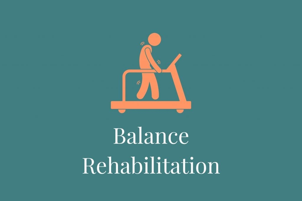 Dizziness & Balance Rehabilitation