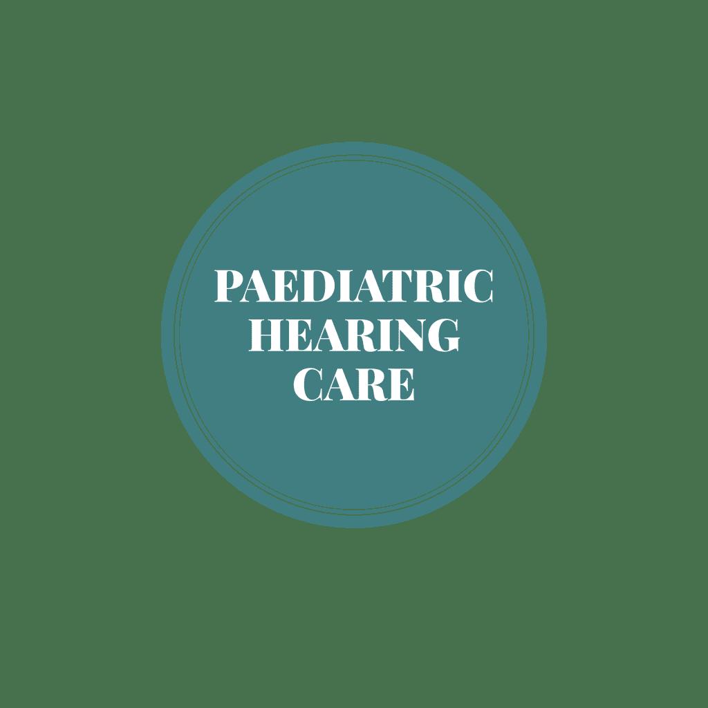 Paediatric Hearing Care