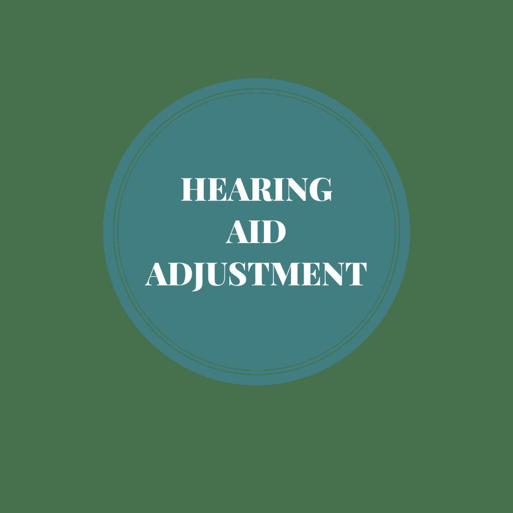 Hearing Aid Adjustment