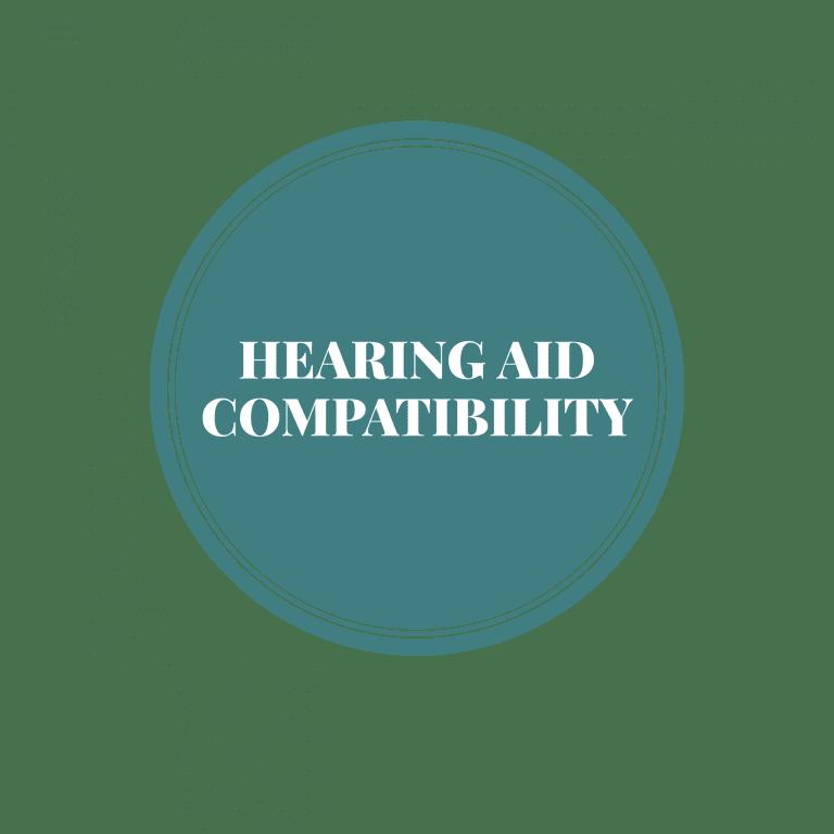 TELEHEALTH HEARING AID COMPATIBILITY